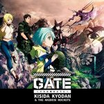 Kishida Kyoudan & The Akeboshi Rockets - GATE: Sore wa Akatsuki no you ni (TV)