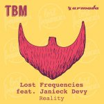 Lost Frequencies ft. Janieck Devy - Reality