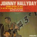 Johnny Hallyday - Quand revient la nuit