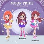 Salomé Anjarí, Bárbara Usagi y Piyoasdf - Honor lunar