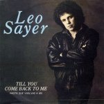 Leo Sayer - Till you come back to me