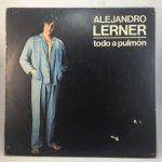 Alejandro Lerner - Todo a pulmón
